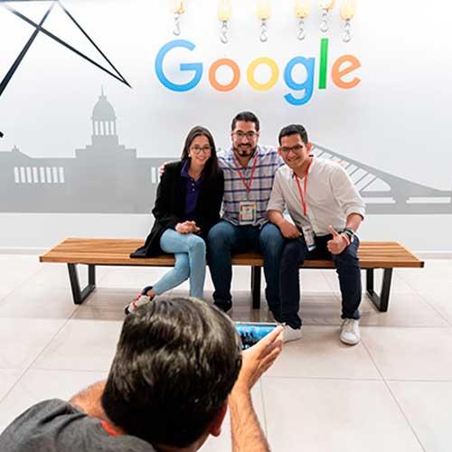 Cobertura de Eventos Google
