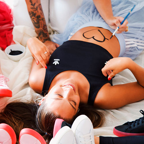 Fotografia Adidas